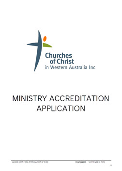 accredditation-application