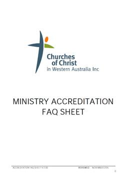 ministry-faqs