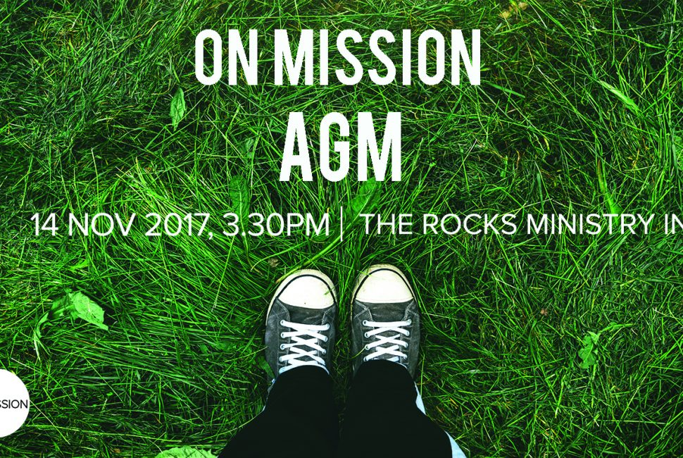 On MIssion AGM