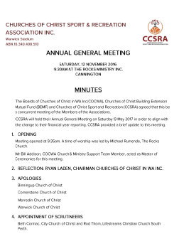 annual_general_meeting_CCSRA_Nov2016